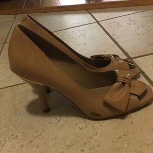 BCBGeneration Shoes - Nude BCBg heels